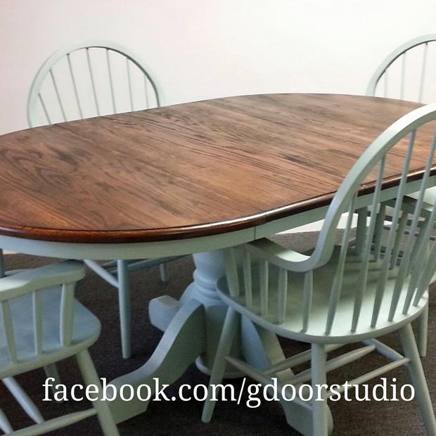 green_door_studio_custom_paint_dining_room_set