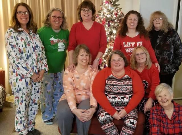 annual christmas gathering
