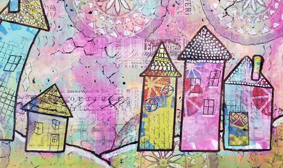 art journal heart and home